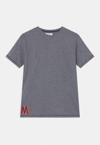 TEENAGER - Print T-shirt - deep marine