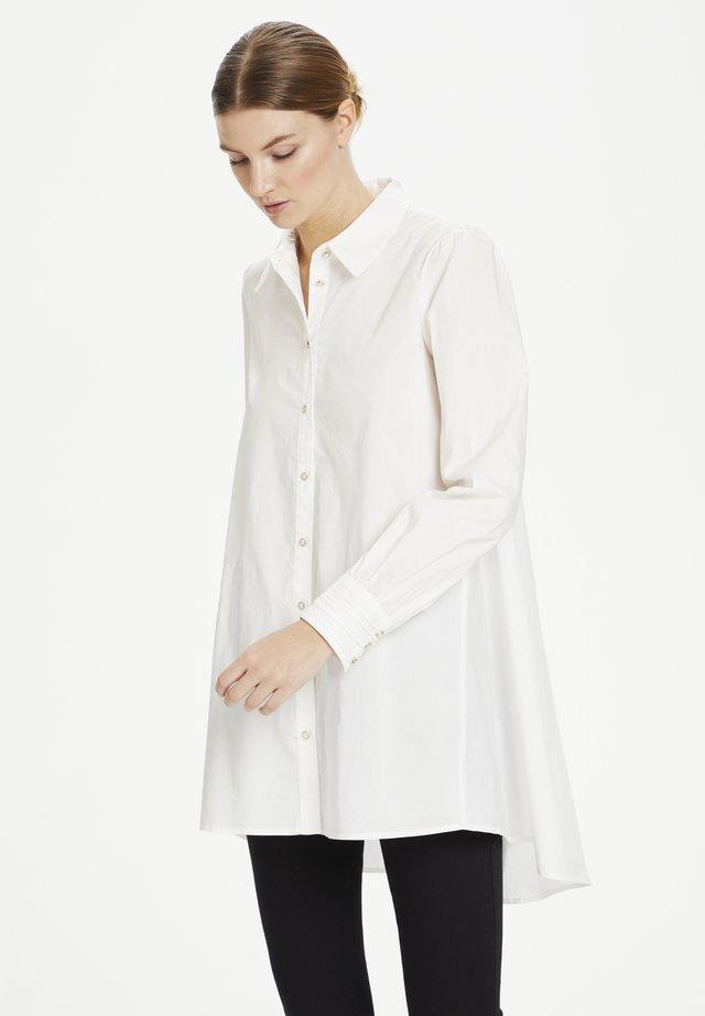 CUANTONIETT  - Camisa - spring gardenia