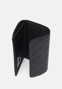 Guess - MIKA POCKET TRIFOLD - Wallet - coal - 2