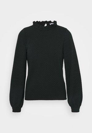 ONLGRACE - Långärmad tröja - black/pine grove