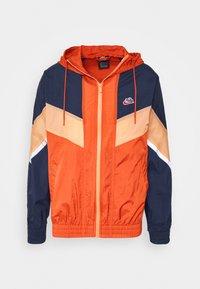 Nike Sportswear - Windbreaker - mantra orange/obsidian/orange frost - 4