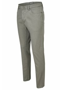 Hattric - HUNTER STRUCTURE - Trousers - grey - 1