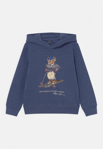 HOOD - Sweatshirt - rustic navy heather