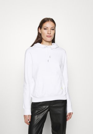 BACK MONOGRAM  - Hoodie - bright white