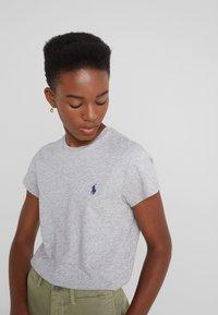Polo Ralph Lauren - T-shirt basic - cobblestone heath - 4