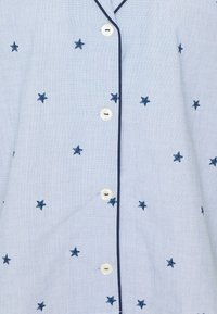 GAP - POPLIN - Pyjama top - blue - 2