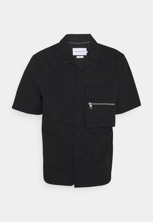 LIGHTWEIGHT UTILITY SHIRT - Koszula - black