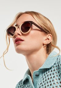 Hawkers - WHIMSY - Sunglasses - brown - 1