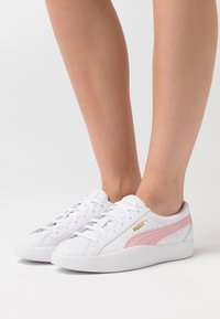 Puma - LOVE  - Trainers - white/peach - 0