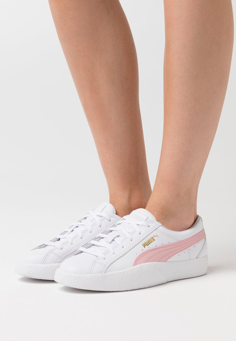 Puma - LOVE  - Trainers - white/peach