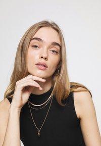 EDITED - TALIA DRESS - Jersey dress - schwarz - 3