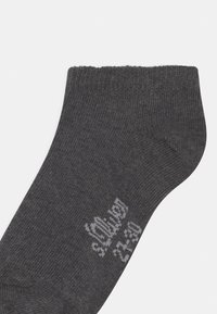 s.Oliver - ONLINE JUNIOR ORIGINAL 8 PACK UNISEX - Socks - fog mix - 2