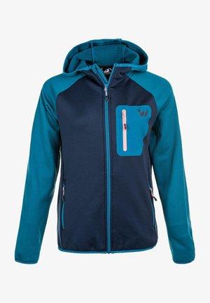 TORA - Fleece jacket - blue coral