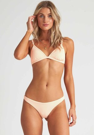 Bikini bottoms - neon peach