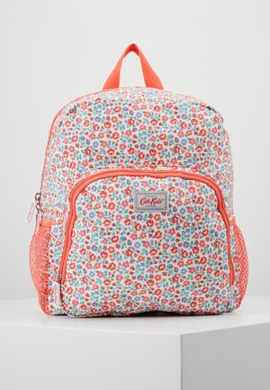 CLASSIC LARGE WITH POCKET - Rucksack - red