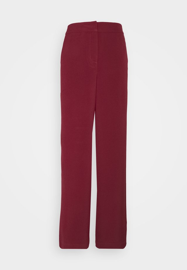 VMCAMERON PANT TALL - Broek - red