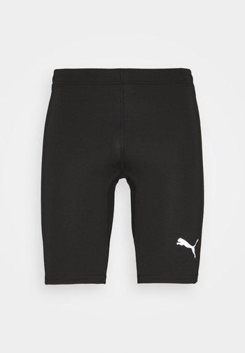 RUN FAVORITE - Shorts - black