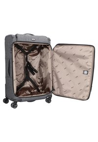 Stratic - MAXCAP  - Wheeled suitcase - grey - 5