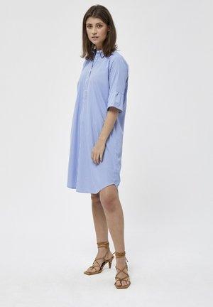 RAMIS  - Shirt dress - cashmere blue st