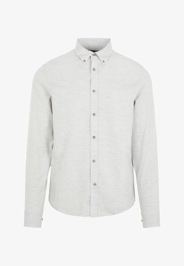 Shirt - lt grey melange