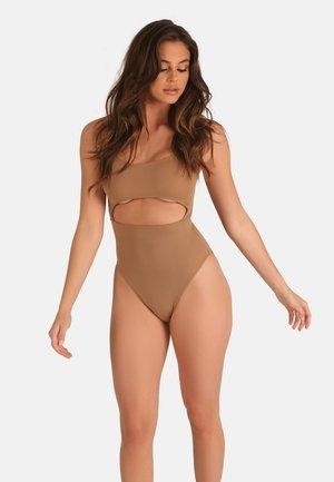 SEA  - Swimsuit - brown