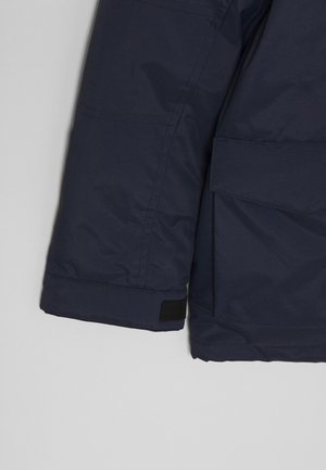 TECH PARKA - Winter coat - blue