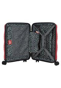 Hardware - TOKYO - Wheeled suitcase - red - 4