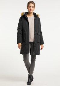 usha - Winter coat - schwarz - 1