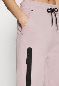 Nike Sportswear - PANT  - Tracksuit bottoms - champagne/black - 5