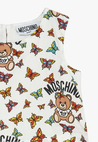 MOSCHINO - DRESS KNICKERS GIFT - Day dress - white - 6
