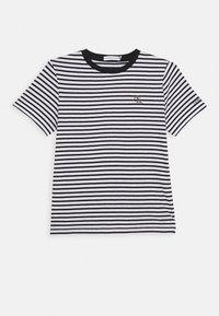 Calvin Klein Jeans - STRIPE SHIRT - T-shirt print - white - 0
