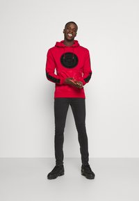 Glorious Gangsta - ABELLO OTH HOOD - Sweatshirt - red - 1