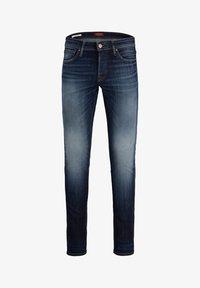 Jack & Jones - GLENN ORIGINAL - Slim fit jeans - blue denim - 0