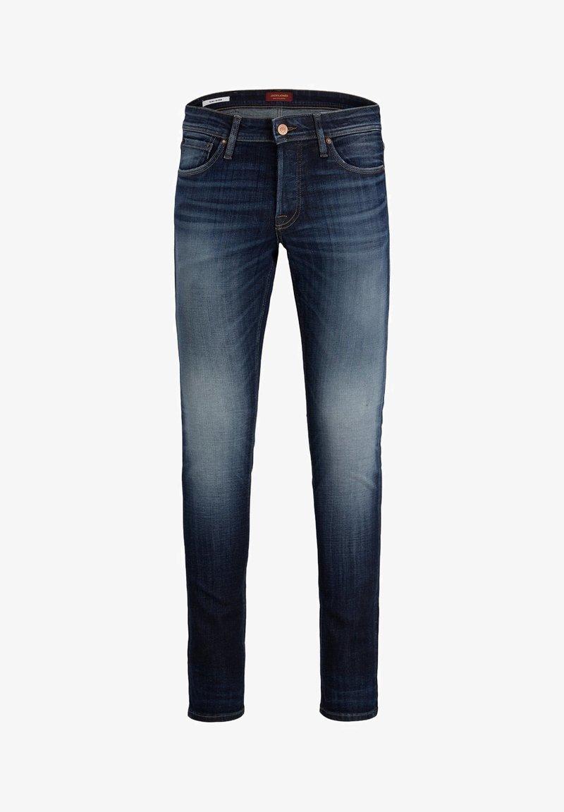 Jack & Jones - GLENN ORIGINAL - Slim fit jeans - blue denim