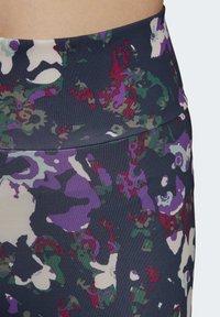 adidas Originals - BELLISTA SPORTS INSPIRED SLIM TIGHTS - Leggings - Trousers - multicolor - 4