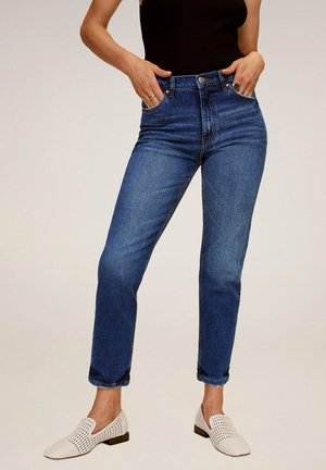 Jeans slim fit - dunkelblau