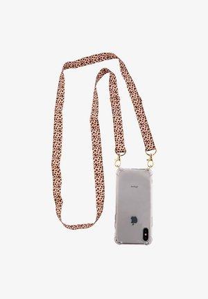 Phone case - brown