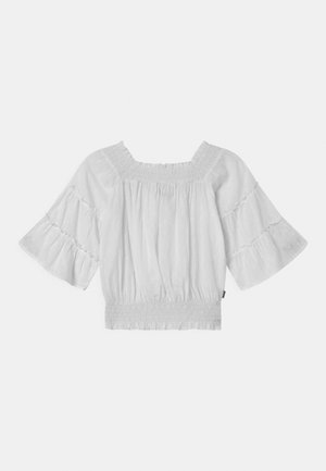 LENY - Blouse - real white