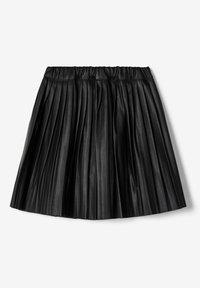 Name it - ROCK  - A-line skirt - black - 1