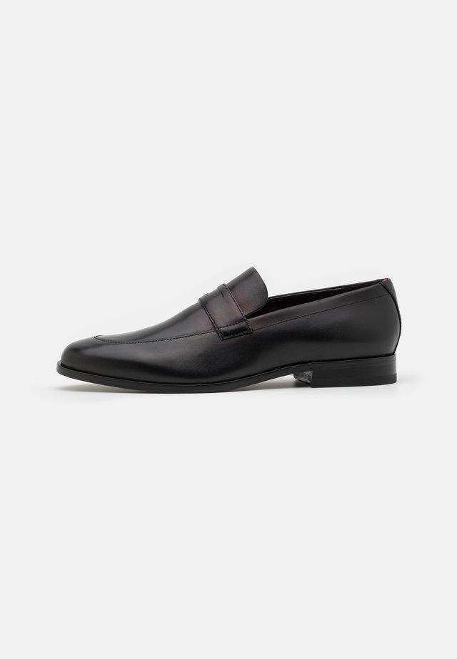RUSTON - Loafers - black