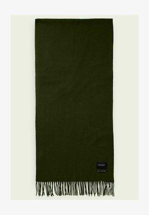 FRINGED - Scarf - uniform green
