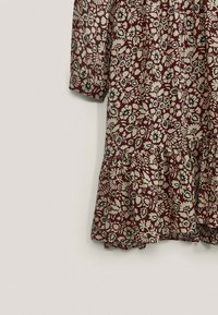 Massimo Dutti - Day dress - bordeaux