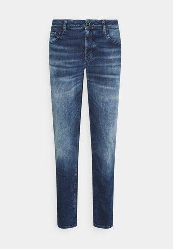 OZZY - Jeans Tapered Fit - blu denim