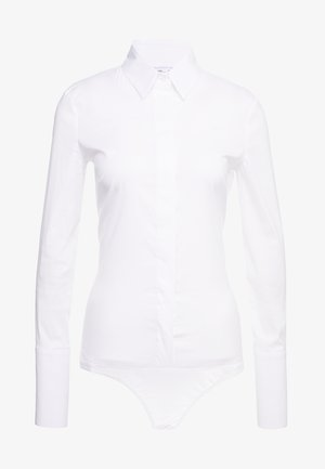 CARRY OVER - Camicia - bianco ottico