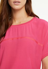 comma casual identity - Basic T-shirt - pink - 3