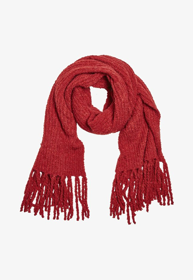 ANGELICA - Scarf - red