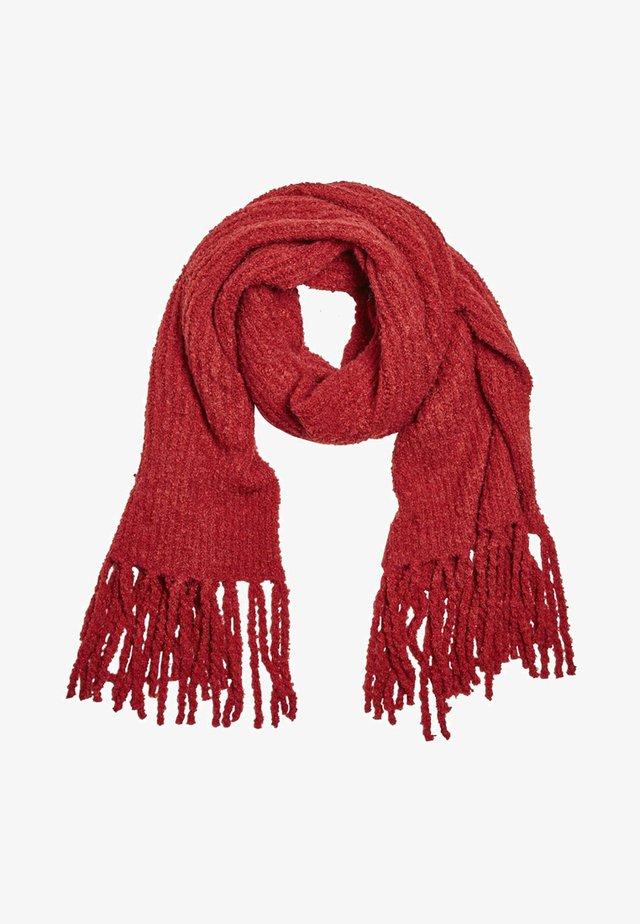 ANGELICA - Sjaal - red