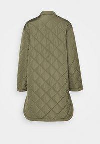 Lindex - COAT ANDREA - Classic coat - dark green - 1