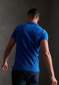 Superdry - Polo - true blue twist - 2