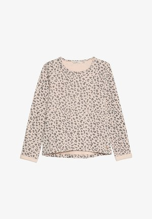 PRINTED - Sweater - pearl blush/rose